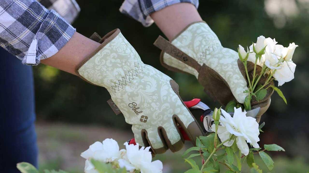 دستکش هرس,باغبانی,دستکش ضد آب,دستکش ناخت دار,دستکش سم پاشی,دستکش باغبانی