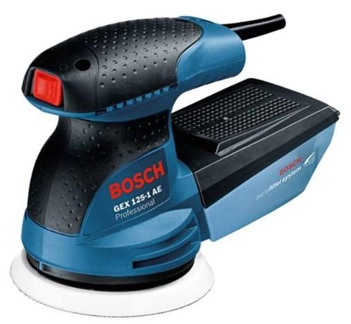 راهنمای خرید سنباده لرزان Bosch GEX 125-1AE