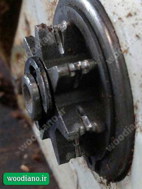 چرخ دنده اره زنجیری