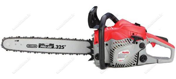 خرید اره زنجیری بنزینی رونیکس مدل 4645pro
