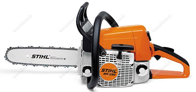 خرید اره زنجیری بنزینی اشتیل مدل MS230