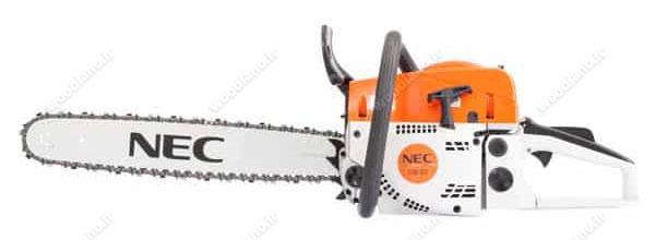 خرید اره زنجیری بنزینی NEC مدل DB45