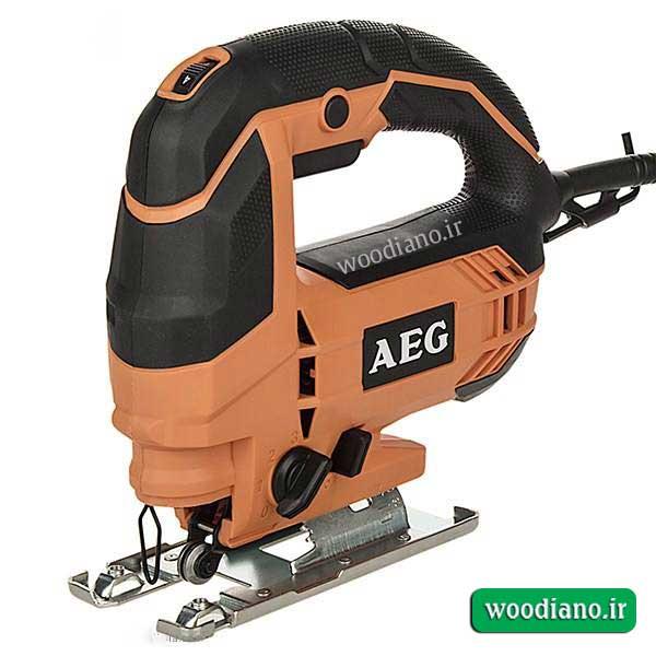 خرید اره عمود بر آاگ AEG STEP80