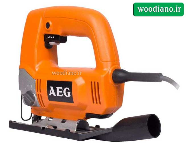خرید اره عمود بر آاگ AEG JS500E