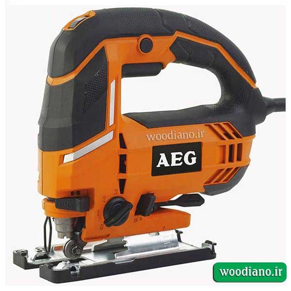 خرید اره عمود بر آاگ AEG STEP100X