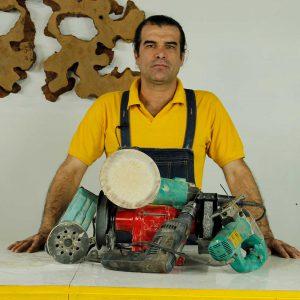 ابزارهای ضروری رزین چوب