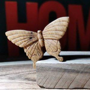 ساخت پروانه چوبی