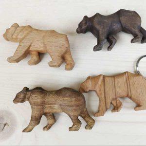 ببر چوبی, خرس چوبی
