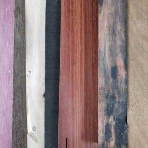 انواع چوب رنگی, چوب پرپل هارت,چوب رز,چوب ونگه,چوب آبنوس,چوب گردو,چوب زیبا